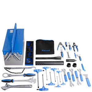Unior Pro Bike Tool Kit with Case - 37 Pieces