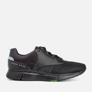 BOSS Green Men's Gym Run Trainers - Black
