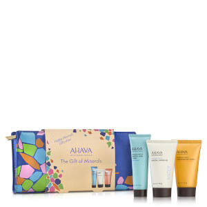 AHAVA The Gift of Minerals Holiday 2016 Free Gift