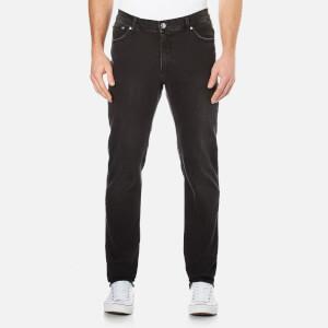 Cheap Monday Men's Sonic Slim Fit Jeans - Past Black