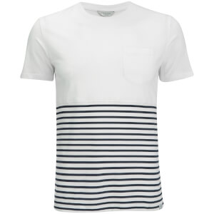 T-Shirt Jack & Jones Homme Originals Wise -Blanc