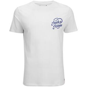 T-Shirt Jack & Jones Homme Originals Freebie -Blanc