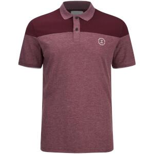 Jack & Jones Men's Core Litom Polo Shirt - Port Royale