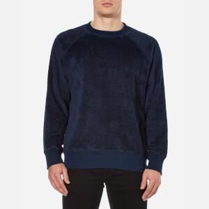 Our Legacy Men's 50's Polarfleece Great Sweatshirt - Navy
