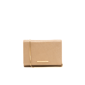 Lauren Ralph Lauren Women's Darlington Delaney Clutch Bag - Gold Leaf