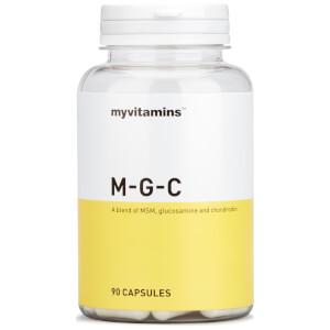 MSM, Glucosamine, & Chondroitin Tablets