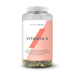 Vitamin A Softgels (Retinol)