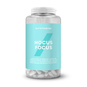 Hocus Focus Capsules - Concentration Booster