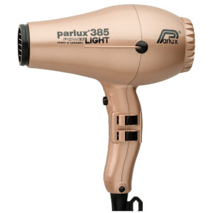 Parlux 385 Power Light Hair Dryer 2150W - Gold