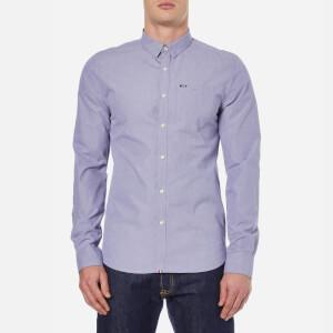 Superdry Men's New Vegas Shirt - Sky