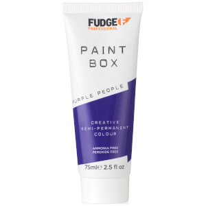 Fudge Paintbox Hair Colorant 75ml - Purple People