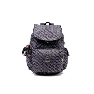 Kipling Women's City Pack Large Backpack - Festive Geo