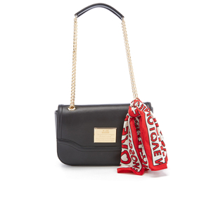 Love Moschino Women's Shoulder Bag - Black
