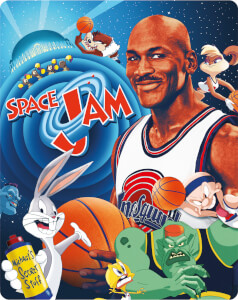 Space Jam - Zavvi UK Exclusive Limited Edition Steelbook
