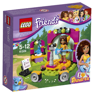 LEGO Friends: Andreas Showbühne (41309)