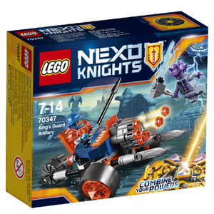 LEGO Nexo Knights: King's Guard Artillery (70347)