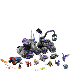 LEGO Nexo Knights: Jestro's Headquarter (70352): Image 2