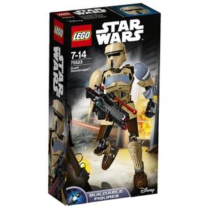 LEGO Star Wars: Scarif Stormtrooper (75523): Image 1