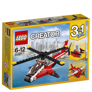 LEGO Creator: L'hélicoptère rouge (31057)