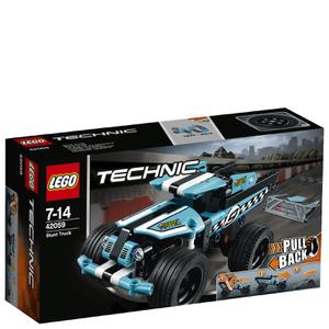 LEGO Technic: Le pick-up du cascadeur (42059)
