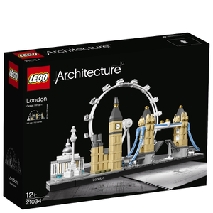 LEGO Architecture: London Skyline Building Set (21034)