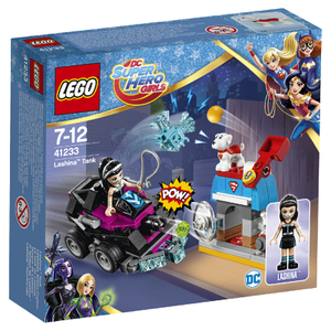 LEGO DC Superhero Girls: Lashina Tank (41233)