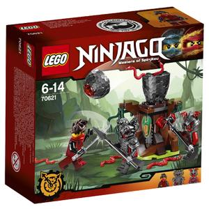 LEGO Ninjago: Ataque de los Vermilliones (70621)