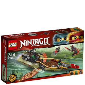 LEGO Ninjago: Destiny's Shadow (70623): Image 1