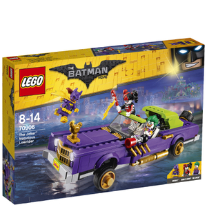 LEGO Batman Movie: The Joker™ duistere low-rider (70906)