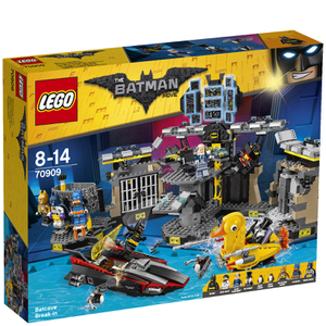 LEGO Batman Movie: Batcave-Einbruch (70909)