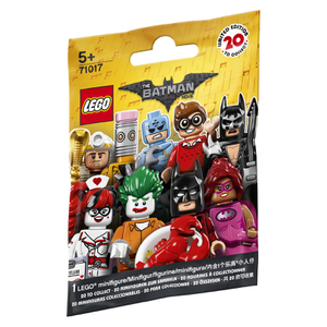 LEGO Minifigures: Mini figurines Séries 17 (71018)