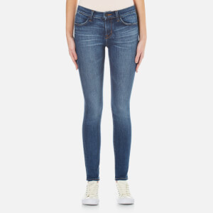 J Brand Women's 620 Mid Rise Comfort Stretch Super Skinny Jeans - Decoy