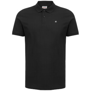 Polo pour Homme Originals Perfect Jack & Jones -Noir