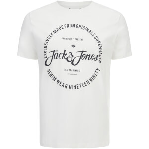 Jack & Jones Men's Originals Raffa T-Shirt - White