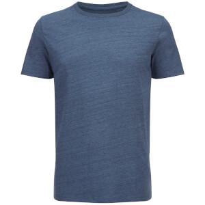 Jack & Jones Men's Core Table Textured T-Shirt - Copen Blue