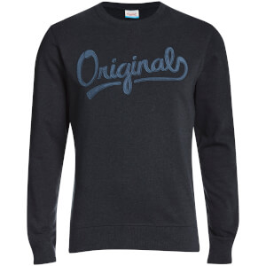 Sweatshirt Originals Anything Jack & Jones -Bleu Marine