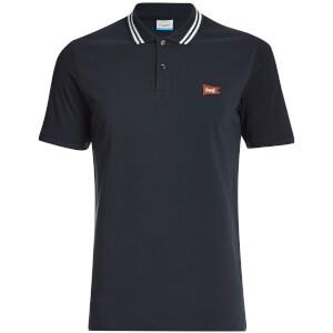 Jack & Jones Men's Originals Dept Tipped Polo Shirt - Total Eclipse
