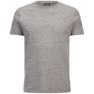 Jack & Jones Originals Men's Classic T-Shirt - Light Grey Marl