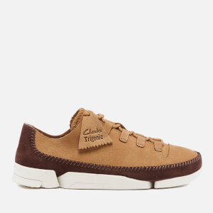 Clarks Originals Men's Trigenic Flex 2 Shoes - Fudge Nubuck