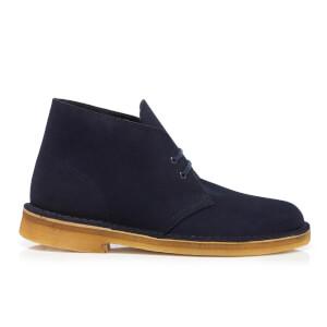 Clarks Originals Men's Desert Boots - Midnight Suede