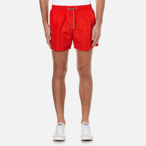 Paul Smith Men's Classic Swim Shorts - Red