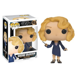 ANIMALI FANTASTICI E DOVE TROVARLI - QUEENIE POP! VINYL
