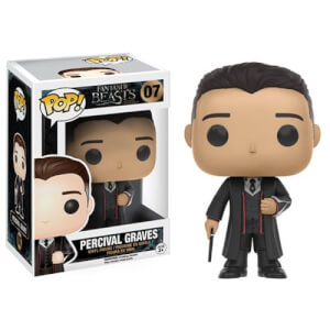 Figura Pop! Vinyl Percival Graves - Animales fantásticos y dónde encontrarlos