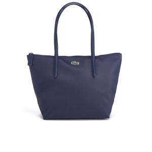 Lacoste Women's Small Shopping Bag - Midnight Blue