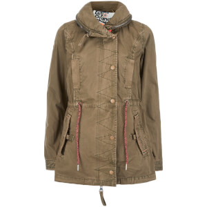 Superdry Women's Jungle Parka - True Army