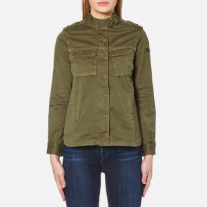Barbour International Women's Tachometer Casual Jacket - Khaki