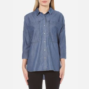 Barbour International Women's Hopnel Shirt - Chambray