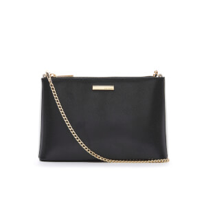 Ted Baker Women's Caitlin Mini Grain Colourblock Cross Body Bag - Black