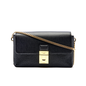 Ted Baker Women's Beckaa Luggage Lock Detail Cross Body Bag - Black