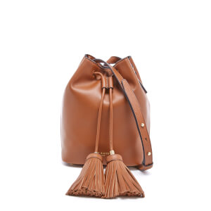 Ted Baker Women's Avida Tassle Detail Bucket Bag - Brown
